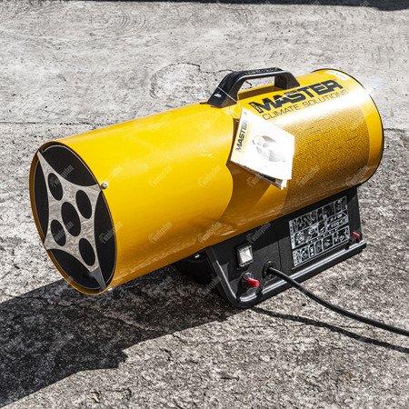 Nagrzewnica gazowa Master BLP 27M
