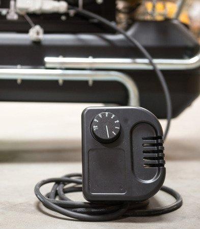 Nagrzewnica gazowa Master BLP 53ET + termostat TH5