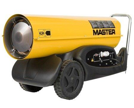 Nagrzewnica olejowa Master B 130