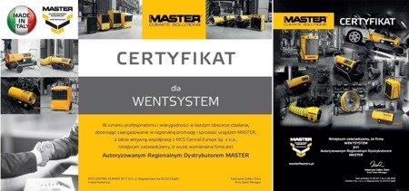 Nagrzewnica olejowa Master B 180 + termostat TH5 10-metrowy